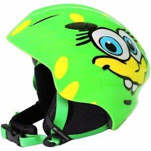 Blizzard MAGNUM žlutá (48 - 52) - Dětská lyžařská helma