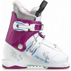 Nordica LITTLE BELLE 2  17.5 - Dětské lyžařské boty