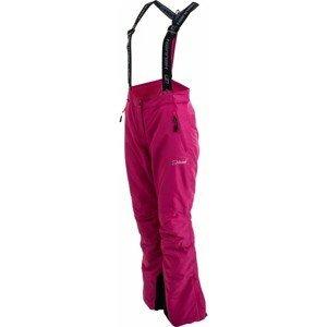 Hannah EYDRIEN III růžová 42 - Dámské lyžařské kalhoty
