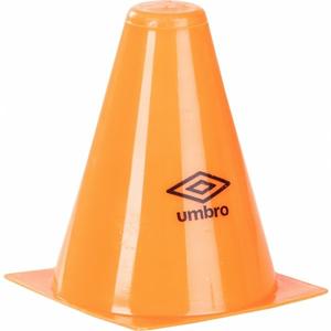 Umbro COLOURED CONES - 10cm oranžová  - Kužely