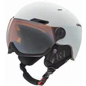 Carrera KARMA bílá (53 - 57) - Lyžařská helma