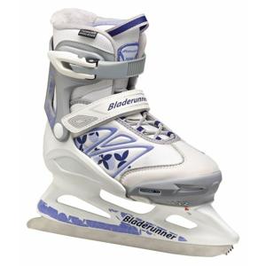 Bladerunner MICRO XT G ICE bílá 2 - Dívčí lední brusle