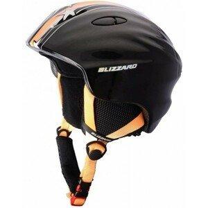 Blizzard MAGNUM černá (48 - 52) - Dětská lyžařská helma