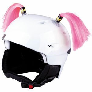 Crazy Ears COPÁNKY RŮŽOVÉ   - Uši na helmu