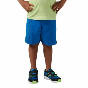 Reebok BOYS ESS BEACHWEAR SHORT modrá 11-12 - Chlapecké kraťasy