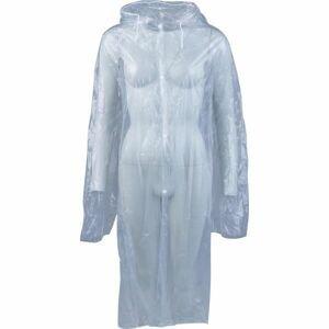 Viola PLÁŠTĚNKA bílá UNI - Transparentní pláštěnka