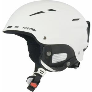 Alpina Sports BIOM bílá (58 - 62) - Lyžařská helma - Alpina