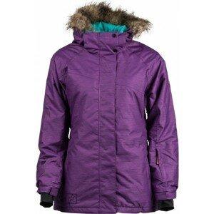 Reaper RUBY fialová XL - Dámská snowboardová bunda
