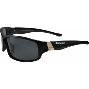 Suretti S5519 černá  - Sportovní sluneční brýle