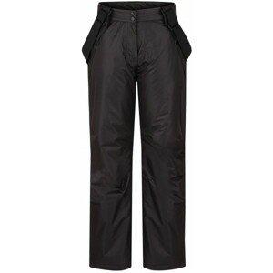 Loap FANNY černá L - Dámské lyžařské kalhoty
