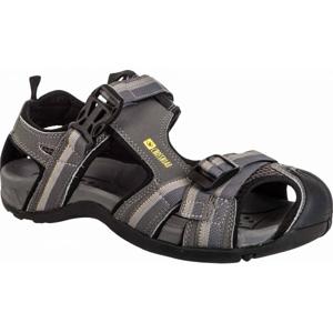 Crossroad MACAN šedá 40 - Pánské sandály