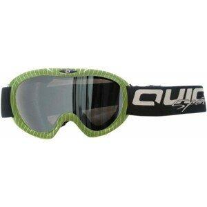 Quick JR CSG-030 zelená NS - Dětské lyžařské brýle