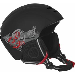 Arcore NANO černá (48 - 53) - Dětská lyžařská helma