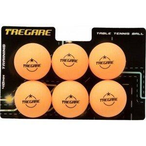 Tregare 1B6-U7B žlutá NS - Míčky pro stolní tenis