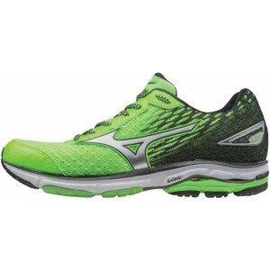 Mizuno WAVE RIDER 19 zelená 12 - Pánská běžecká obuv