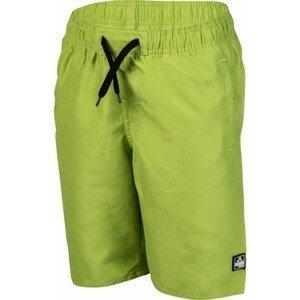 Aress PEPE zelená 116-122 - Chlapecké šortky